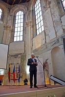 Посол Литовской Республики в Праге Ауримас Таурантас (Фото: Архив Посольства Литвы в Праге)
