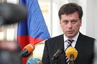 Министр юстиции Павел Блажек (Фото: Архив Правительства ЧР)