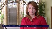 Светлана Порше (Фото: Чешское телевидение)