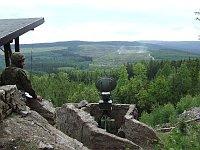 Военный полигон Брды (Фото: Зденек Хейкрлик, Чешское радио)