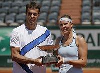 Франтишек Чермак и Люция Градецка стали победителями French Open (Фото: ЧТК)