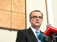 Министров финансов Мирослав Калоусек (Фото: Филип Яндоурек, Чешское радио)
