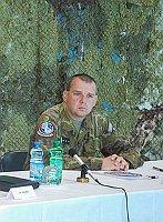 Зденек Бауер (Фото: Яна Скрживанкова, Архив Армии ЧР)