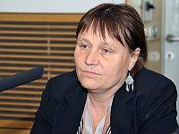 Омбудсмен Анна Шабатова (Фото: Шарка Шевчикова, Чешское радио)