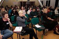 Конференция организации «Наслаждение без риска» по теме проституции (Фото: Ян Лосеницки, архив организации Rozkoš bez rizika)