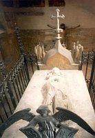 Останки св. Людмилы покоятся в пражском храме св. Йиржи