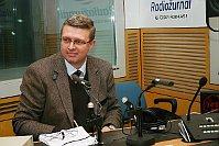 Карел Гавличек (Фото: Алжбета Шварцоав, Чешское радио)