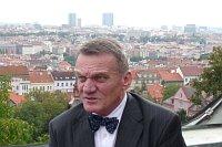 Богуслав Свобода (Фото: Ноеми Холекова, Чешское радио)