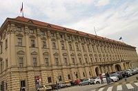 Чернинский дворец (Фото: Кристина Макова, Чешское радио - Радио Прага)
