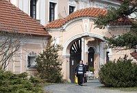 Замок в Паненских Бржежанах (Фото: ЧТК)