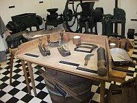 Интерерь музея мясников