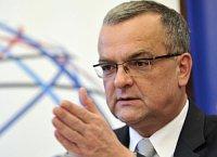 Министр Мирослав Калоусек (Фото: Филип Яндоурек, Чешское радио)