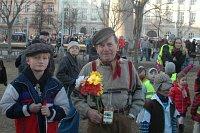 Жижковский Масопуст (Фото: Архив пражского района Жижков)