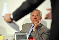 Бывший министр Леош Гегер (Фото: Филип Яндоурек, Чешское радио)