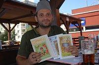 Петр Беранек выпускает журнал Фес (Фото: Бржетислав Туречек)