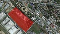 «Амазон» в Брно? (Фото: Google Street View)