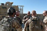 Чешские солдаты в Афганистане (Иллюстративное фото: Архив Армии ЧР)