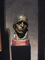 Скульптура Ладислава Шалоуна «Тени сознания» (Фото: Мирослав Крупичка, Чешское радио - Радио Прага)