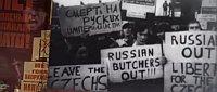 Документальный фильм «Варшавский договор», показанный на телеканале «Россия 1» (Фото: Телеканал «Россия 1»)