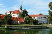 Бржевновский монастырь (Фото: © City of Prague)