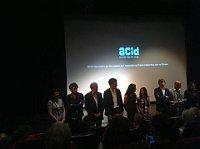 Премьера фильма в Каннах (Фото: официальный Facebook фильма «Выход» / «Cesta ven»)