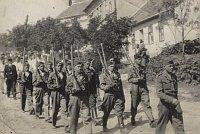 Приход волынских солдатов в Чехию (Фото: scvp.cz)