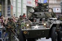 Очередные торжества, посвященные освобождению города армией генерала Паттона (Фото: ЧТК)