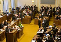 Палата депутатов (Фото: Филип Яндоурек, Чешское радио)