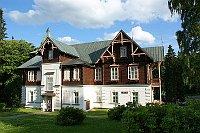 Курортное селение Карлова Студанка (Фото: Markéta Hálová, Wikimedia Commons, CC BY-SA 3.0)
