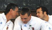 Ярослав Навратил, Томаш Бердых и Радек Штепанек (Фото: ЧТК)