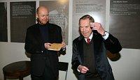 Мартин Ц. Путна и Вацлав Гавел (Фото: библиотека Вацлава Гавла)
