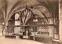 Капелла Святого Креста в 19-ом веке