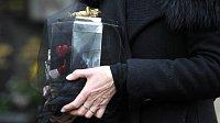 Урна с прахом Вацлава Гавела (Фото: ЧТК)