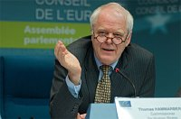 Комиссар по правам человека Томас Хаммамберг (Фото: Европейская комиссия)