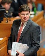 Министр юстиции Чешской Республики Иржи Поспишил (Фото: ЧТК)