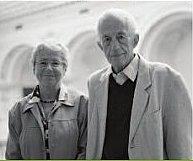 Хелена Иллнерова с супругом Михалом Иллнером