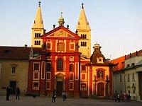 Базилика и монастырь святого Йиржи (Фото: Кристина Макова)
