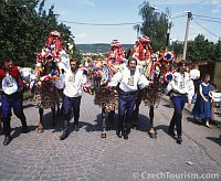 «Конное шествие королей» в Моравии (Фото: CzechToursim)