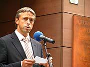 Павел Бем (Фото: Кристина Макова, Чешское радио - Радио Прага)
