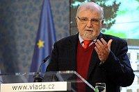 Президент Союза промышленности и транспорта Ярослав Ганак (Фото: Филип Яндоурек, Чешское радио)