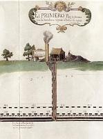 Фрагмент карты Рудольфовой штольни