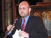 Директор здания Властимил Йежек (Фото: Архив Чешского радио 7 - Радио Прага)