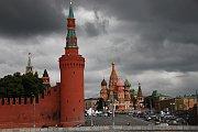 Москва перед грозой