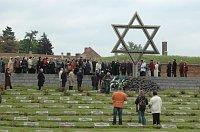 Еврейское кладбище в Терезине (Фото: Архив Чешского радио)