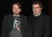 Филип Ремунда и Вит Клусак (Фото: Яна Шустова, Чешское радио)