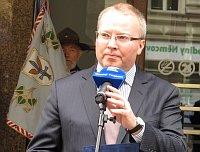 Министр Томаш Халупа (Фото: Кристина Макова, Чешское радио - Радио Прага)