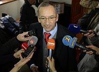 Председатель сенаторской фракции гражданских демократов Ярослав Кубера (Фото: ЧТК)
