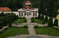 Сад Чернинского дворце