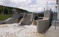 Плотина Липно, фото: ЧТК