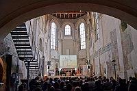 Концерт струнного квартета Чюрлёниса (Фото: Архив Посольства Литвы в Праге)